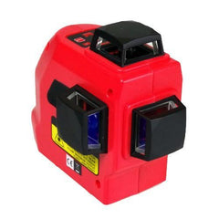 Tuf Lasers CROSSLINE - Red Beam Multi Line Laser Level, 1x360