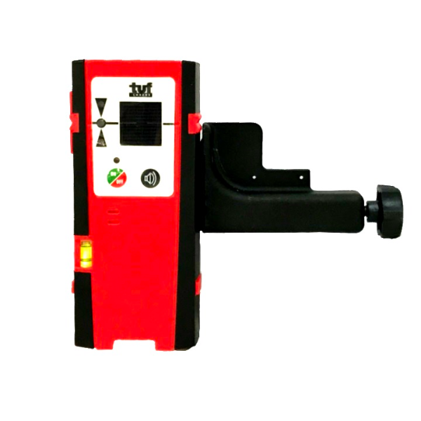 Tuf Lasers FD-12 Laser Receiver, Laser Detector for Green or Red Line Lasers