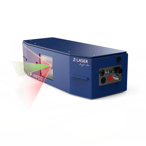 Z-Laser LP-HFD2 High Frequency with ZFSM Technology & Smaller Fan Angle