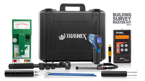 Tramex Building Survey Master Kit