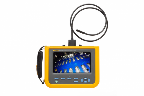 Fluke FLK-DS703 FC High Resolution Diagnostic Videoscope W/ Fluke Connect