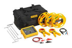 Fluke 1623-2 KIT  Basic Geo Earth Ground Tester, Kit - 4325170