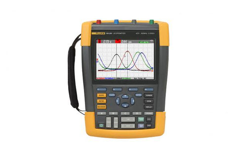Fluke Scopemeter 4 Channel