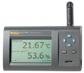 Fluke 1621A Kit Digital Thermometer-Hygrometer (item no. 2724020, 2724047)