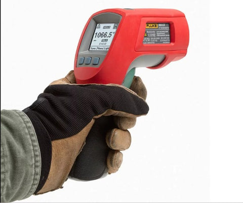 Fluke FLUKE-568EX Intrinsic Safe IR Thermometer, Atex Approval
