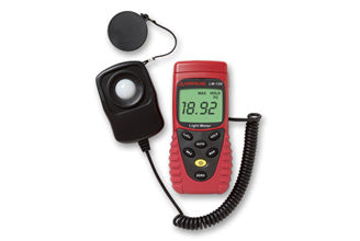 Fluke LM-120 Light Meter Auto Ranging