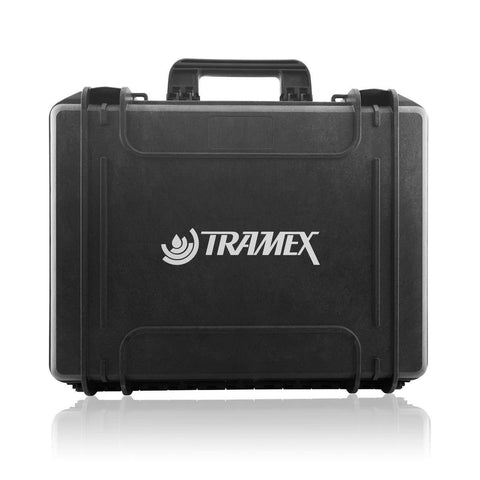 Tramex Heavy Duty Carry Case (Larger for 2 instruments (CMEX5, ME5, CME5) & numerous accessories)