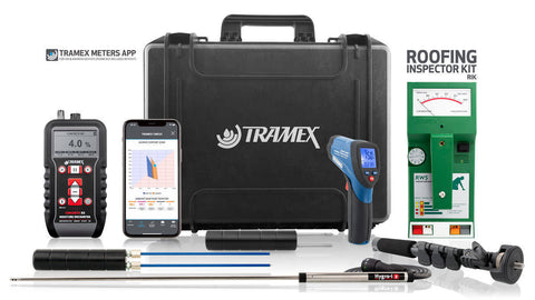Tramex Roofing Inspection Kit