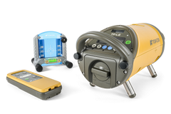 Topcon TP-L6WB Package Red Beam Pipe Laser Level