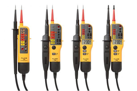 Fluke T130/ T150, Voltage/continuity Tester With LCD