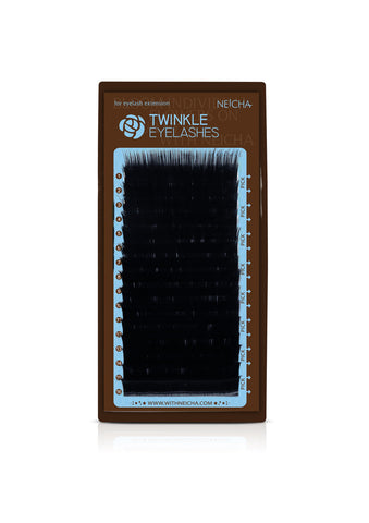 Twinkle Eyelashes Single Tray