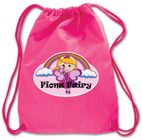 Fiona Fairy Swimming Bag (Pink) a7f3b215ecffd