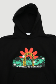 SPACE TEE YELLOW
