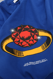 DIE TRYING BLACK TEE