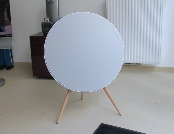 Drahtloses Musiksystem BeoPlay A9 weiss/Ahorn (2013)