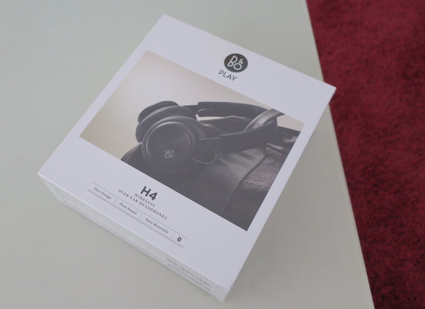 BeoPlay H4 drahtloser Over-Ear Kopfhörer black
