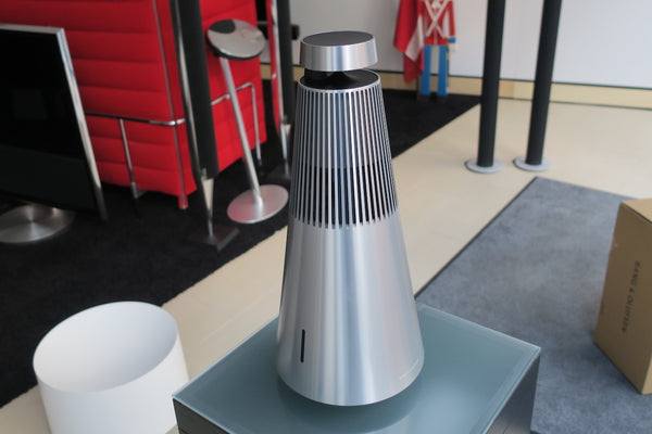 BeoSound 2 Drahtloses Musiksystem silber (2017)