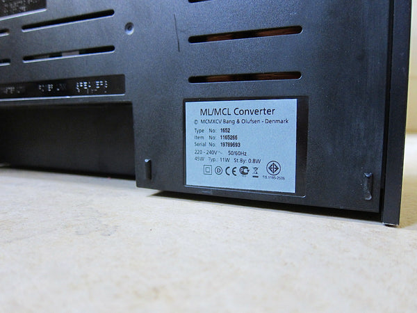 BeoLink ML/MCL Converter (2007)