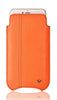 NueVue iPhone 8/7 Flame Orange pouch case front