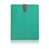 NUEVUE iPad Case - AQUA GREEN, Self Cleaning Screen
