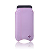 NueVue iPhone purple vegan case front