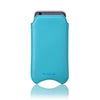 NueVue iPhone 6 6s blue sleeve case rear