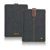 NueVue iPad mini Cotton Twill Black dual