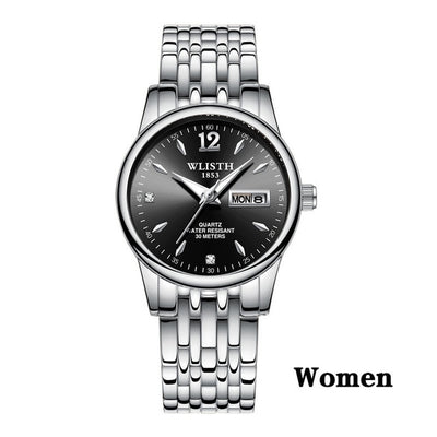 Women Watch Rose Gold Stainless Steel