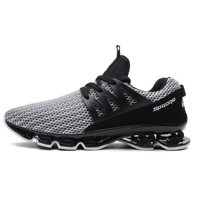 New Fashion Casual Shoes For Men Breathable Mesh Soft Comfortable Walking Male Shoes Outdoor Walking Big Size Sneakers Men