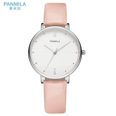 PANMILA Simple Fashion Female Watch Hodinky Women Quartz Watch Waterproof