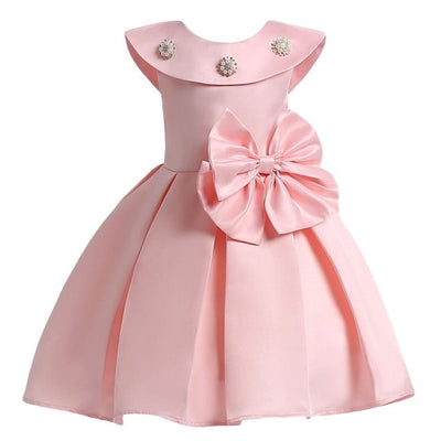 Kids Dresses For Girls Elegant Princess Dress Flower Girls Dresses For Party and Wedding Dress Children Easter Carnival Costume