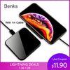 Ultra Thin Fast Wireless Charger Benks W05 10W Qi Wireless Charger For iPhone Xs Max /Xr/ 8/8Plus Samsung Galaxy S9/S9+/S8/S8+