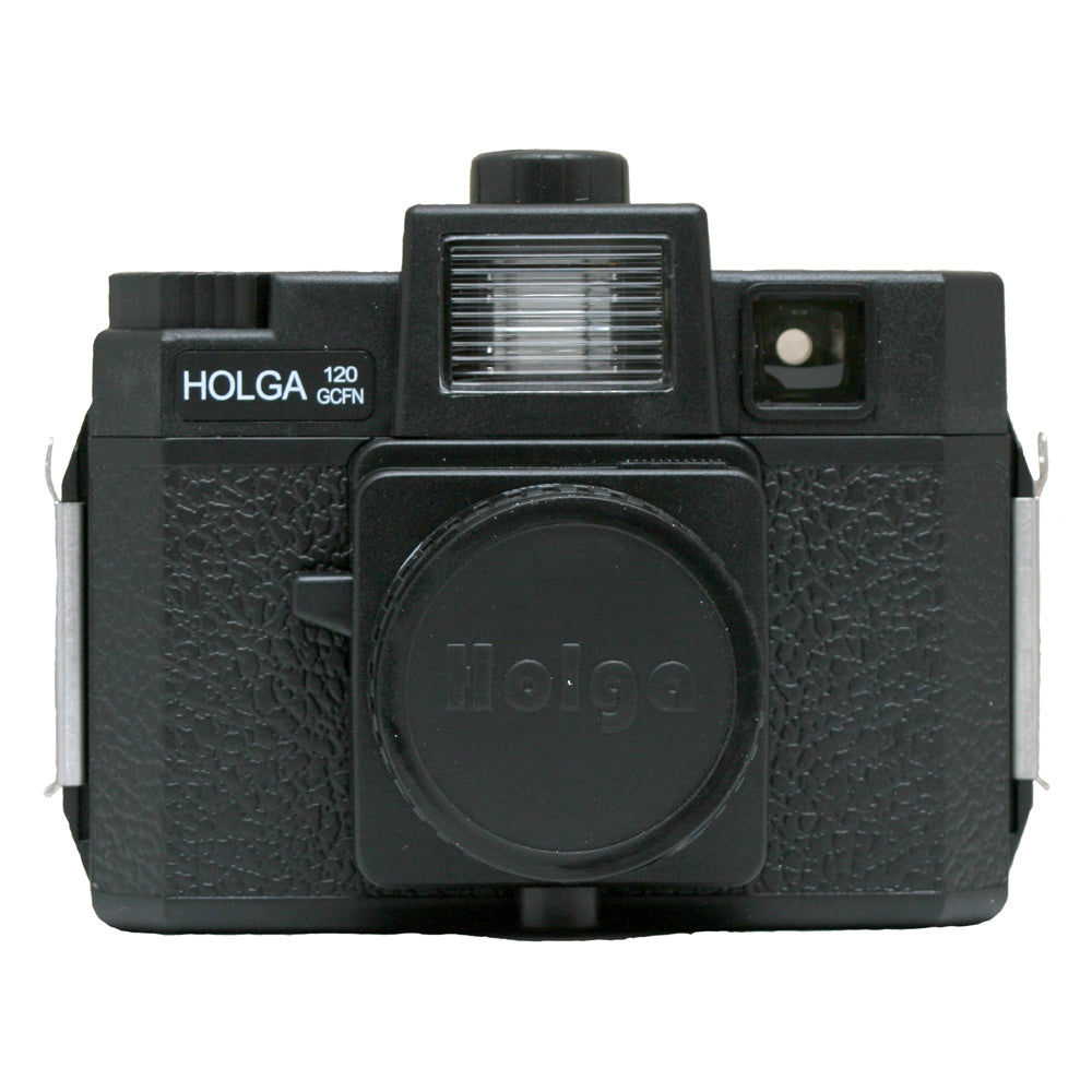 Holga 120 Camera - Glass Lens  with Colour Flash