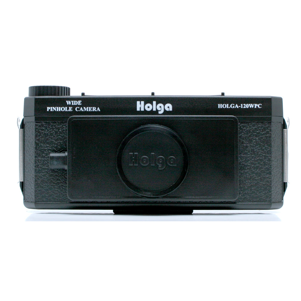 Holga 120WPC Wide Pinhole Camera Black