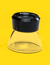 Kaiser Magnifier 8x Lupe