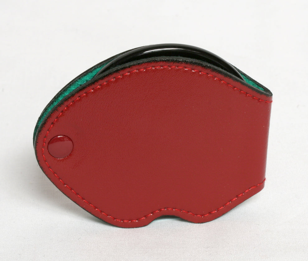 Claritas Pocket Magnifier Red 60mm x3.5 Magnification