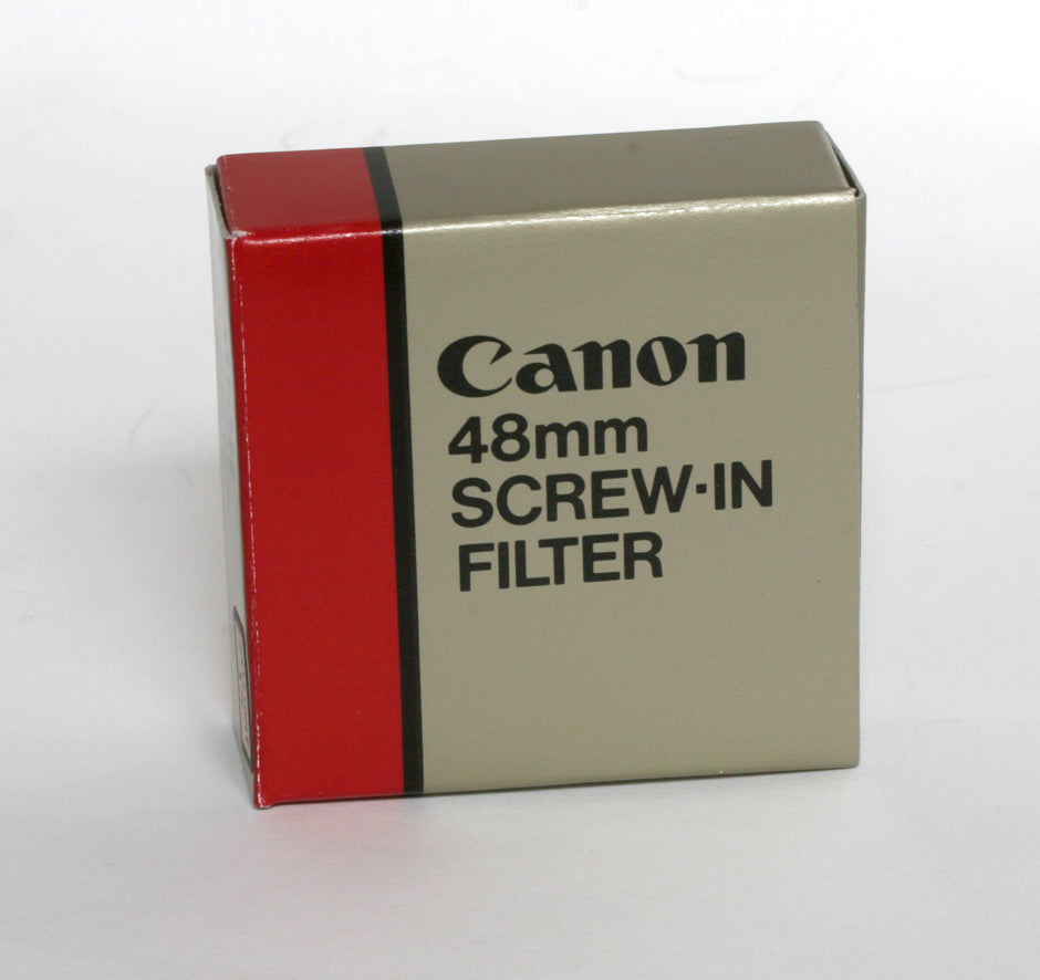 Canon 48mm Screw In Skylight Filter