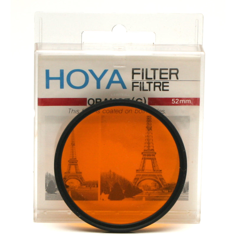 Used Hoya 52mm Filter Orange G