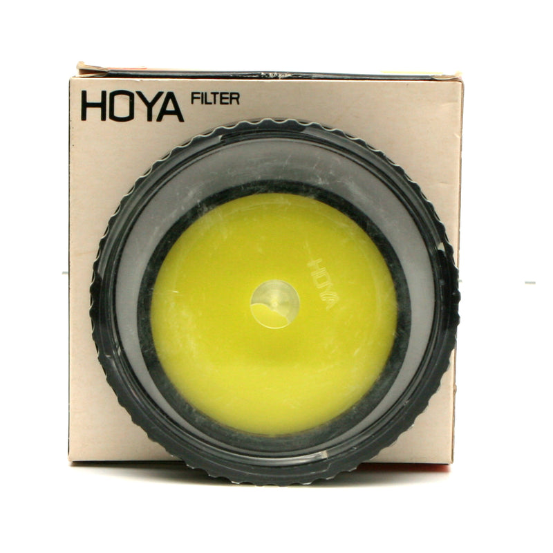 Used Hoya 58mm Filter K2 Yellow