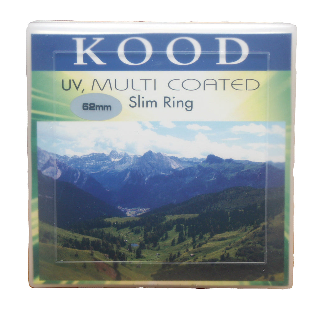 Kood UV Filters Slim Multi Coated