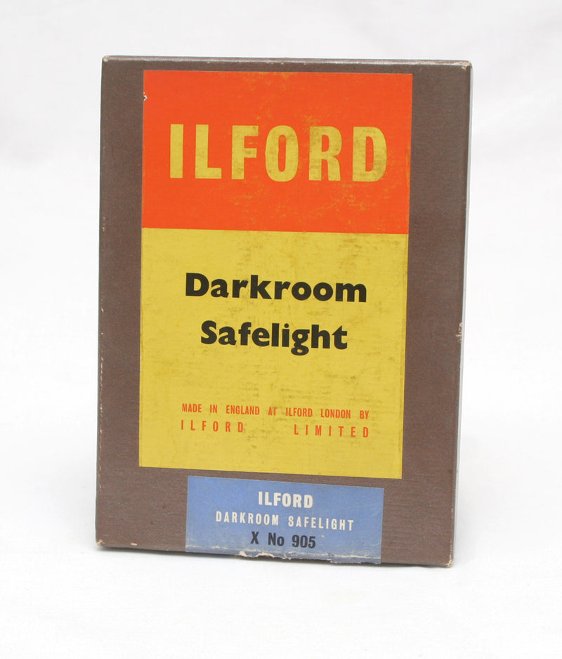 Used Ilford 5x7 Safelight Filters