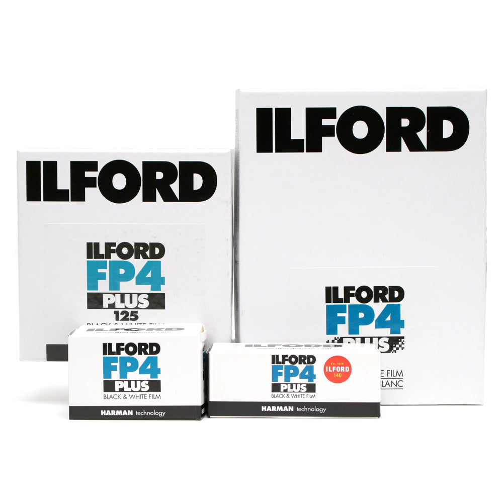 Ilford FP4 Plus 125 ASA