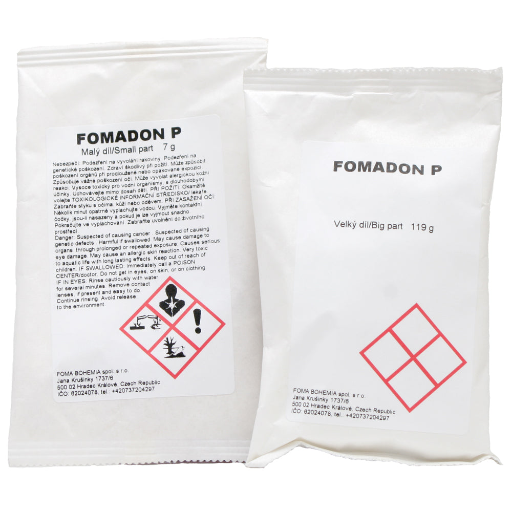 Foma Fomadon P Powder Film Developer W37 1 Litre