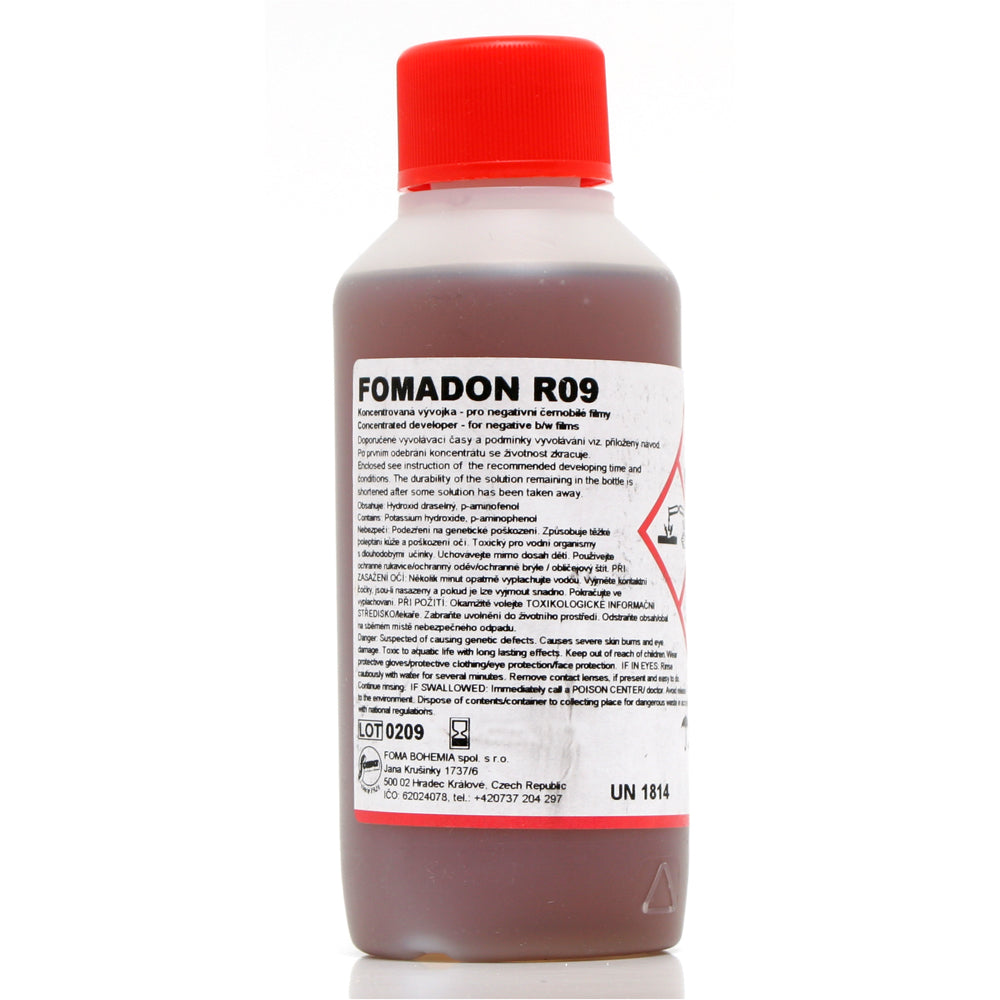 Fomadon R09 Film Developer 250ml