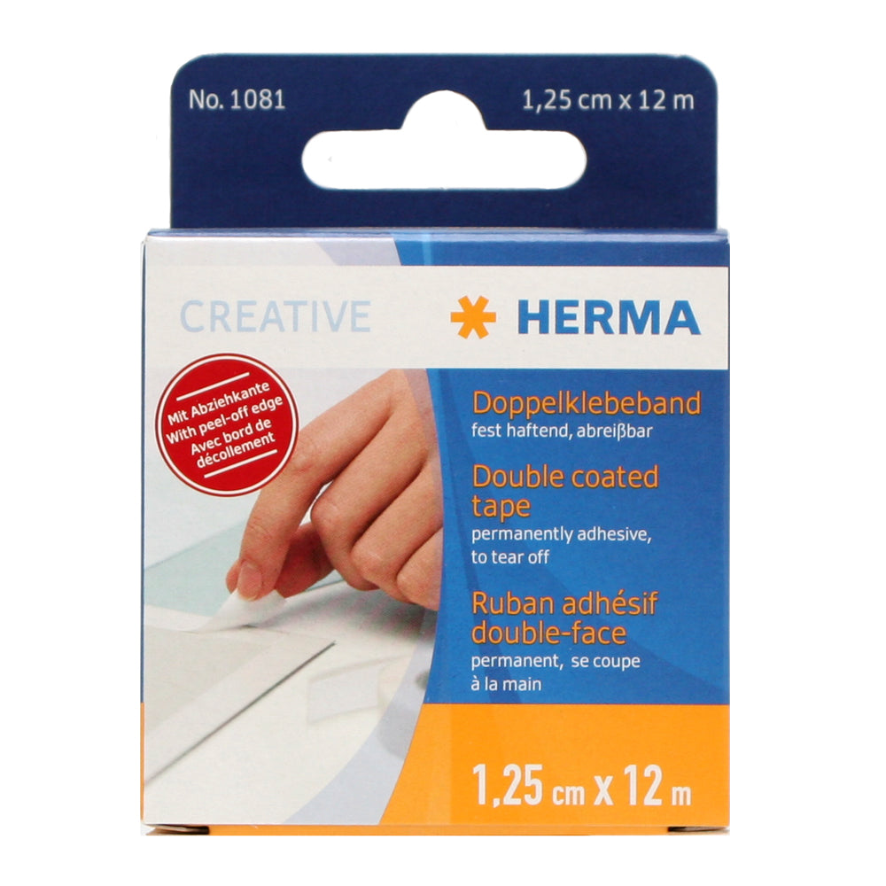 Herma Double Coated Permanent Tape