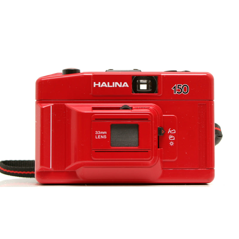 Halina 150 35mm Compact Camera- unboxed