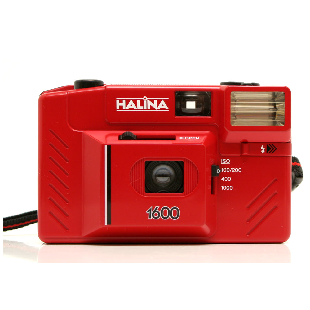 Halina 1600 35mm Compact Camera- in box