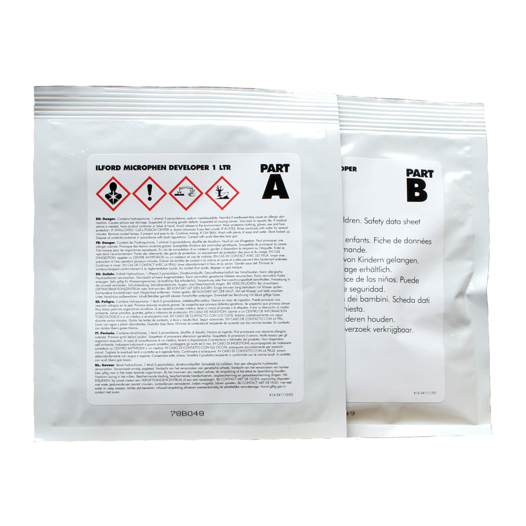 Ilford Microphen 1L Mono Powder Chemical
