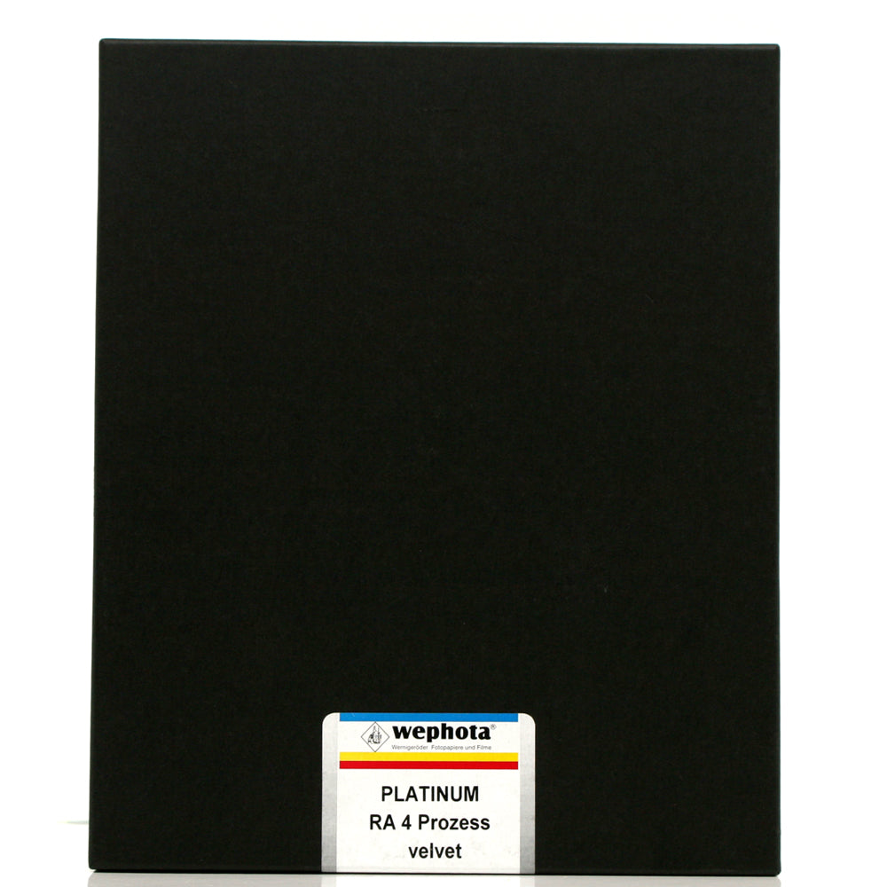 WePhota RA4 Colour Paper Velvet 25 Sheets