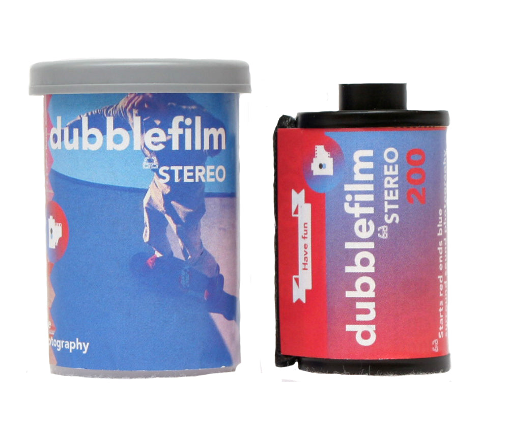 Dubble Film Stereo 200 36 Exp